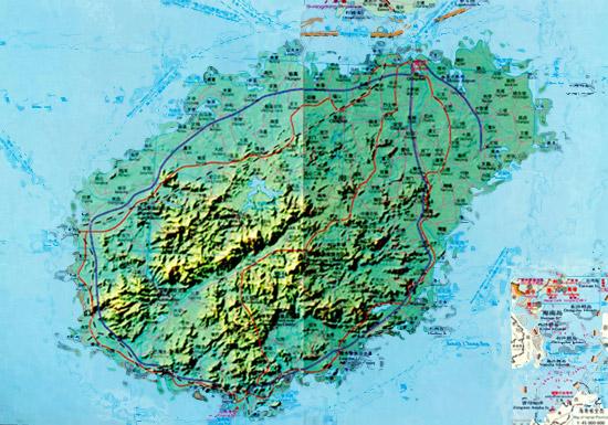 Остров хайнань китайские гавайи